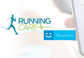 Bluetens x Running Care